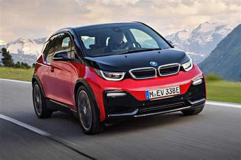 bmw     electric car  power boost