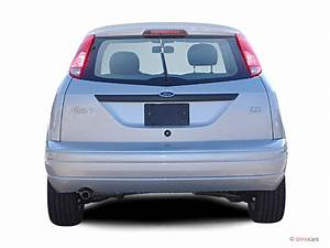 Image  2004 Ford Focus 3dr Coupe Zx3 Base Rear Exterior