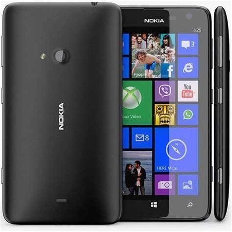 nokia lumia 625 nokia lumia 625 8gb black unlocked smartphone