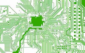 Free Vector Graphic  Motherboard  Circuit Diagram