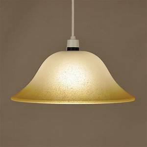 Vintage style frosted glass ceiling light lamp shade lampshade lights shades new
