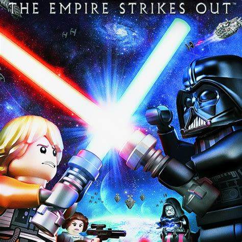 Exclusive Star Wars Lego The Empire Strikes Out Clip