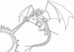 Black and white drawing of a full dragon cartoon | Cartoon ...