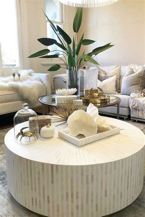 Hobbies vehicle parts & accessories video games & consoles lots more. 24 Trendy Ways To Arrange Coffee Table Decor   White round coffee table, Side table decor, Table ...