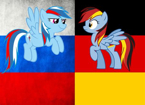 russian dash germany dash and russian dash pony by schrodinger excidium