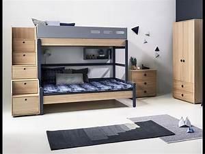 Lit Superposé Ado : lit superpos design guide d co une chambre d enfant ~ Farleysfitness.com Idées de Décoration