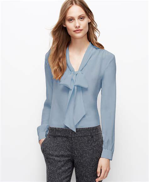 silk tie neck blouse silk blouse with neck tie model blouse batik