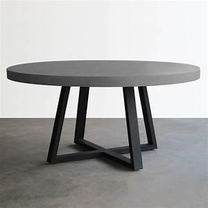 Table 140 Cm : table ronde mahuru 140 cm d couvrez nos tables rondes mahuru 140 cm rdv d co ~ Teatrodelosmanantiales.com Idées de Décoration