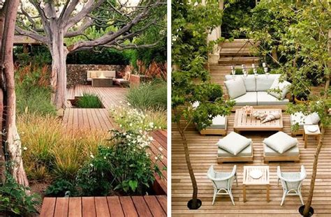 porch trees for how to decorate your patio with plants