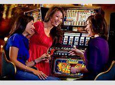 Moterys vis dažniau išbando save kazino
