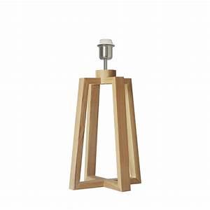 Pied De Lampe : interesting lampe with lampe de chevet chez leroy merlin ~ Teatrodelosmanantiales.com Idées de Décoration