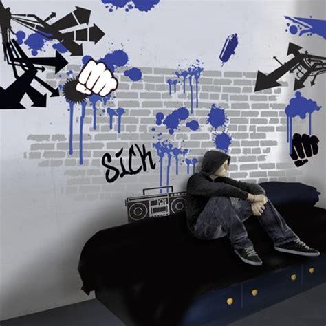 grafitti wall decal stickers
