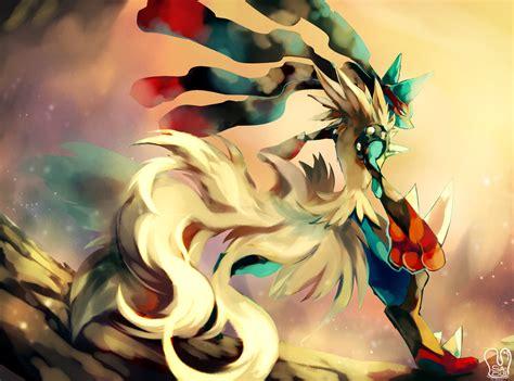 Pokemon Mega Evolution Fan Art