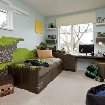 17 best ideas about minecraft bedroom on pinterest