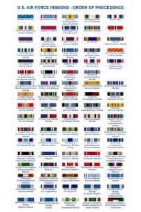 air force medals order of precedence 2011 air force