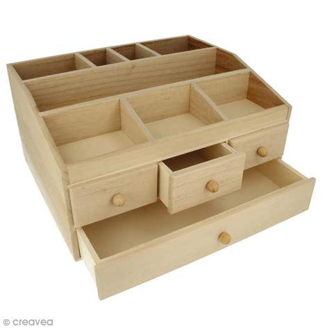 grande bo 238 te 224 bijoux 4 tiroirs en bois 224 d 233 corer 34 3 x 26 5 x 18 cm meuble 224 d 233 corer creavea