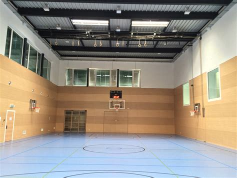 salle de sport international school of lausanne