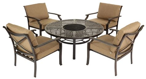 pit table set the range 187 design and ideas