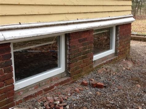 Replace Window Sill Outside by 55 Replacing Steel Frame Basement Windows Are There Any
