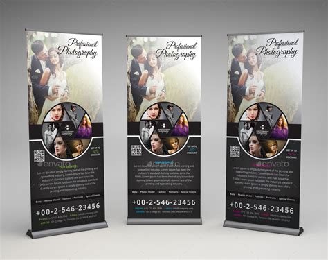 photography roll  banner  arsalanhanif graphicriver
