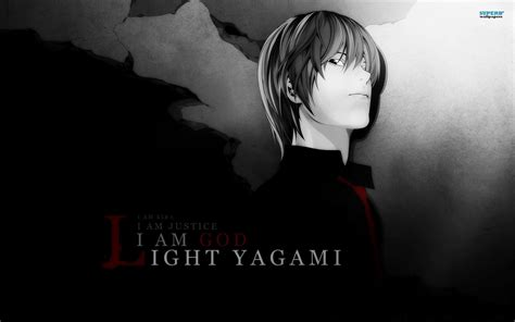 Light Anime Wallpaper - light yagami hd wallpapers