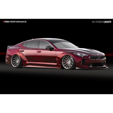 Kia Kits by Kia Stinger 2 0t 3 3tt 18 Legato Wide Kit