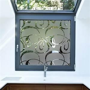 Stickers Pour Vitre : sticker occultant pour vitre et fen tre serpentins ~ Melissatoandfro.com Idées de Décoration