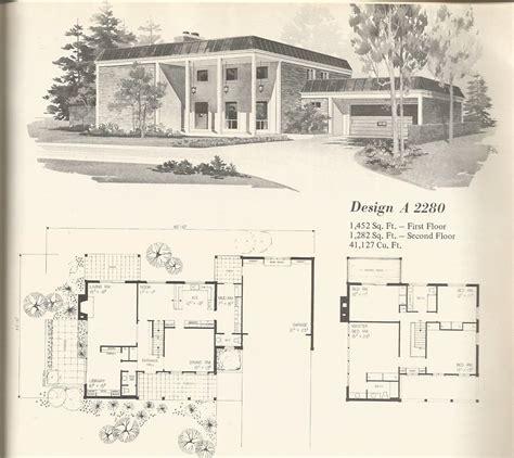 bi level house plans  house plans vintage vintage house designs treesranchcom