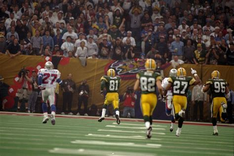 How The Packers Won Super Bowl Xxxi Because The Nfl Was