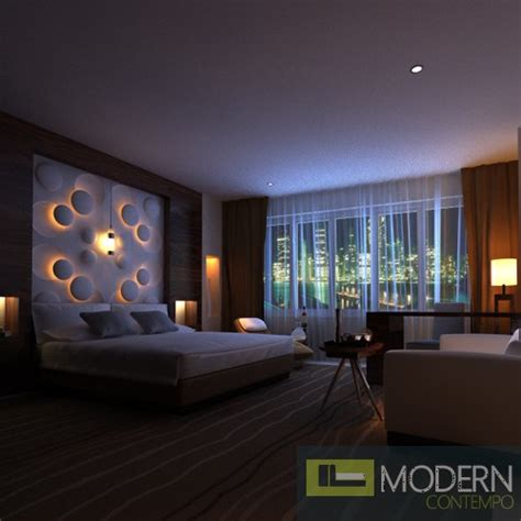 modern design mdf  wall panel led dwalldecor led