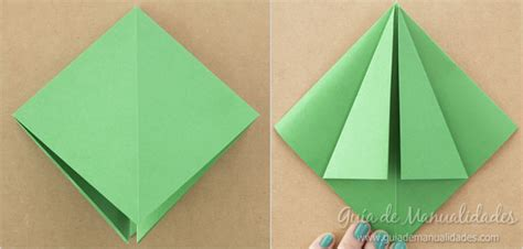 arbolitos de navidad de origami gu 237 a de manualidades