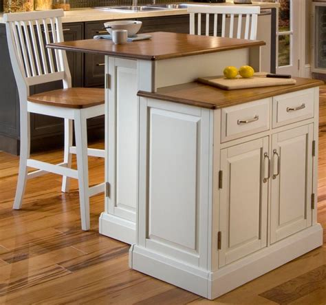 2 tier kitchen island home styles 5010 948 woodbridge 2 tier kitchen island with 3821