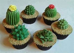 How to make succulent cupcakes Food, glorious food!