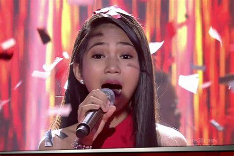 The Voice Teens Philippines Winning Moment Jona Soquite