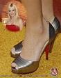 Anna Faris's Feet