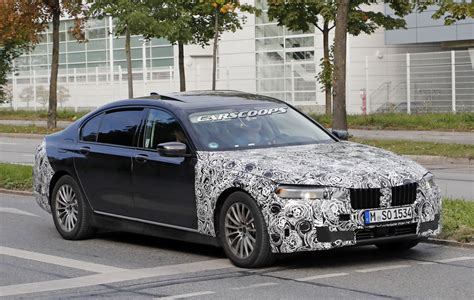 Facelifted 2019 Bmw 7-series To Adopt More Dynamic Design