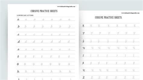 splendi cursive writing practice worksheets