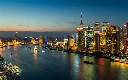 Shanghai China Bund Wallpapers Background Backgrounds 1920