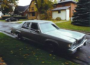 1983 Mercury Grand Marquis - Pictures