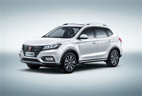 SAIC Motor's Roewe E RX5 electric SUV spied in India for ...
