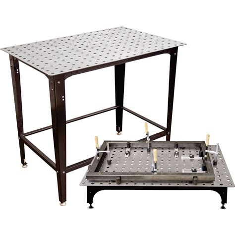 strong hand tools welding table sale strong hand tools fixturepoint table and tools kit 28 pc
