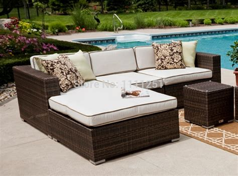 with clearance the price of wicker patio furniture is