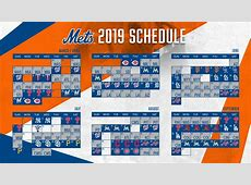 A trip to the AL Central highlights the 2019 schedule for