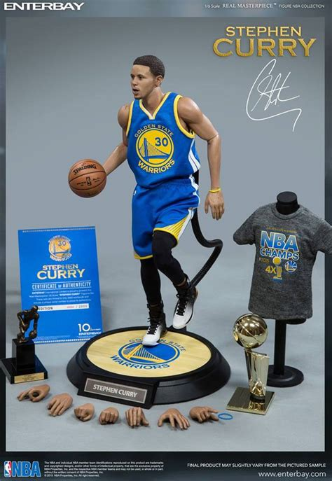 Upper Deck Customer Service by Stephen Curry Golden State Warriors 1 6th Scale 12