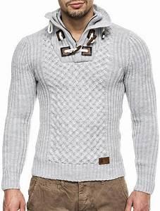 Gros Pull Laine Homme : pull laine homme laine et tricot ~ Louise-bijoux.com Idées de Décoration