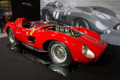 1957 ferrari 335 sport spider scaglietti. 1957 - 1958 Ferrari 335 S Scaglietti Spyder - Images, Specifications and Information