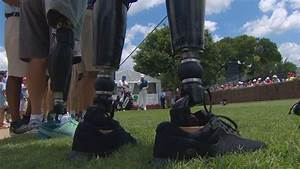 Veterans find comfort in golf at Colonial | wfaa.com