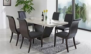Weisser Tisch Und Stühle : 120 bilder moderne st hle f r esszimmer ~ Markanthonyermac.com Haus und Dekorationen