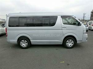 Air Conditioning System  Toyota Hiace Air Conditioning System