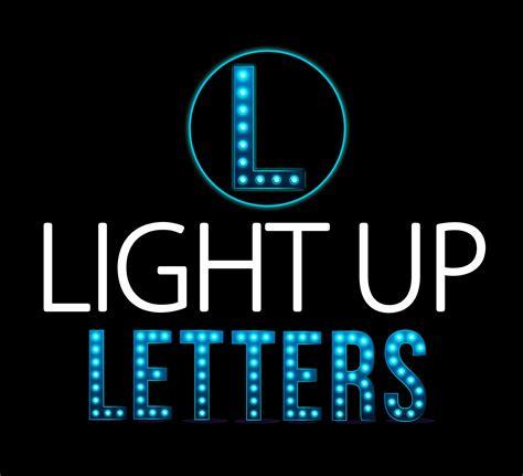 Light Up light up letter bali wedding event rentals in bali
